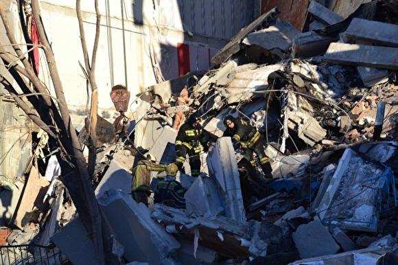 Новогоднее чудо: Спасатели вытащили из-под завалов в Магнитогорске живого ребенка