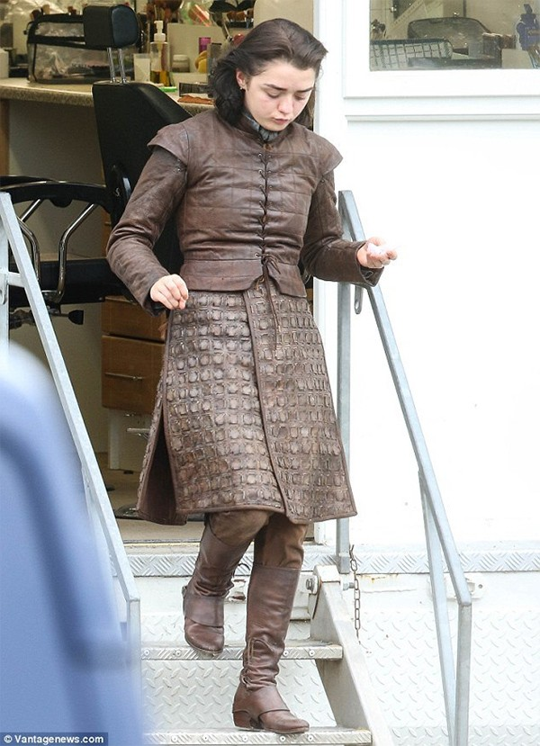 """Что нас ждёт в седьмом сезоне """"Игры престолов"""". Спойлеры и много фото со съёмок"""