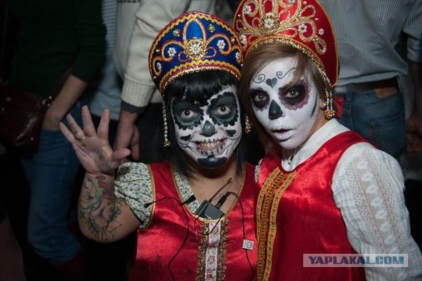 Хэллоуин по-британски или опять нет повода не нажраться