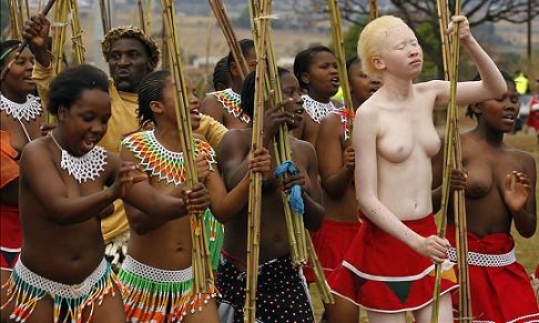 Племя негритянок фото