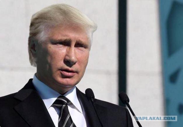"""Британские власти ожидают, что Трамп """"прозреет"""" относительно роли России в Сирии, - The Times - Цензор.НЕТ 1638"""