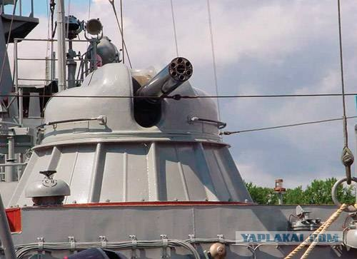 Американский ракетный крейсер прибыл к берегам Румынии - Цензор.НЕТ 2202