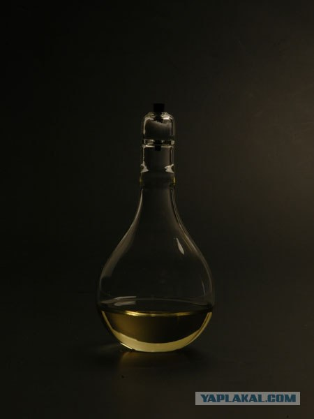 Бутылочка светящейся маны (4 фото)