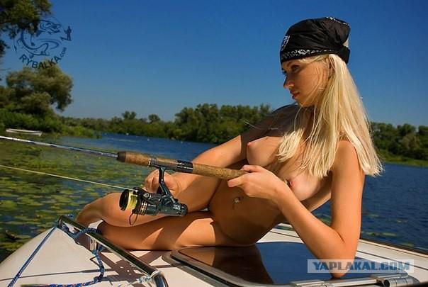 эротическая рыбалка видео