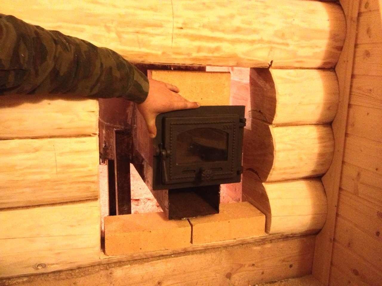 Как я построил баню