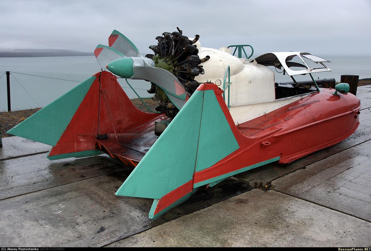 Аэросани из лодки своими руками 177