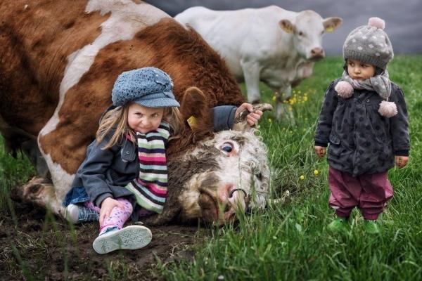 20 доказательств, что растить детей — это весело