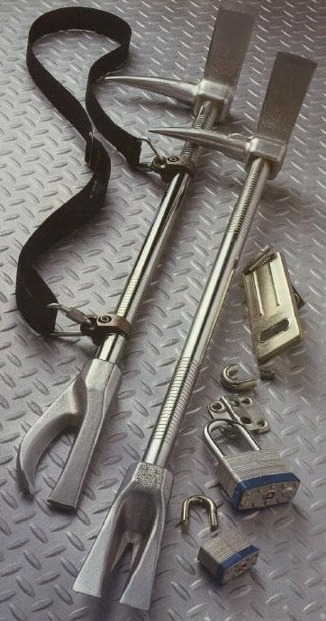 Инструменты лом и монтировка