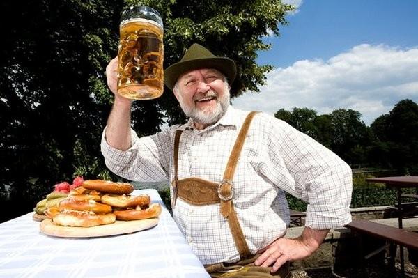 Немцы как соседи