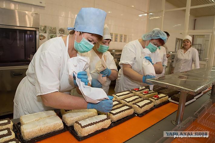 Оршанский хлебозавод отделка тортов фото