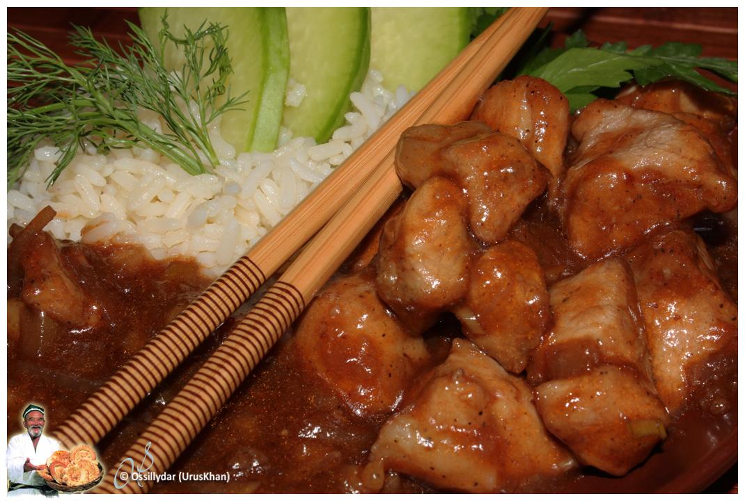 Габаджоу рецепт приготовления с фото