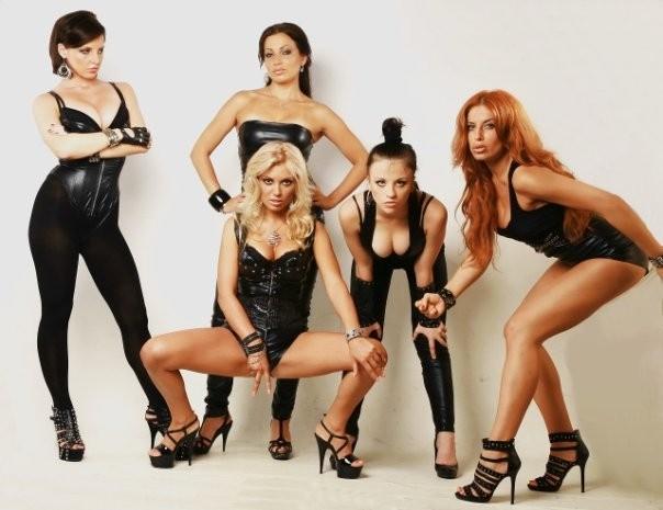 Группы женские украинские музыкальные