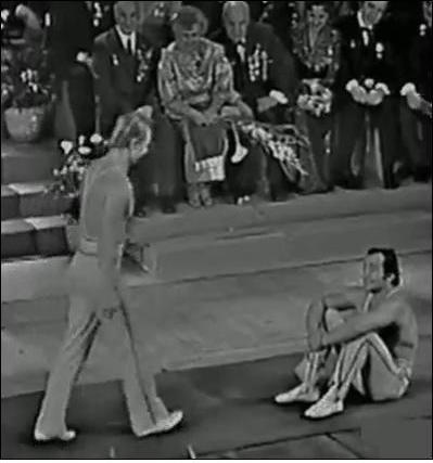 Про советский цирк