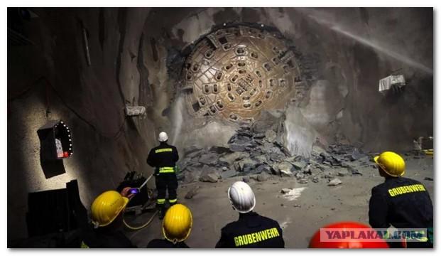 Обнаруженные туннели красноречиво опровергают официальную историю нашей планеты