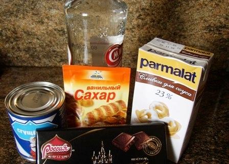 как приготовить бэйлиз из водки
