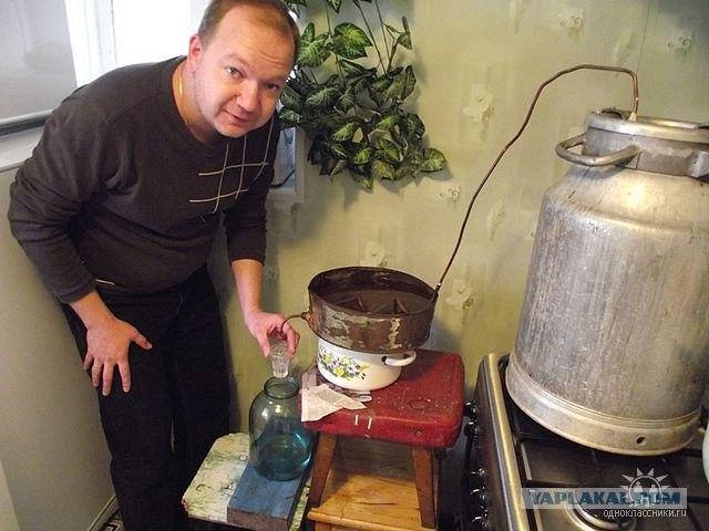 Как сделать брагу для самогона из яблок