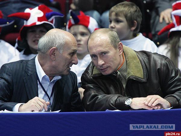 Путин ушел