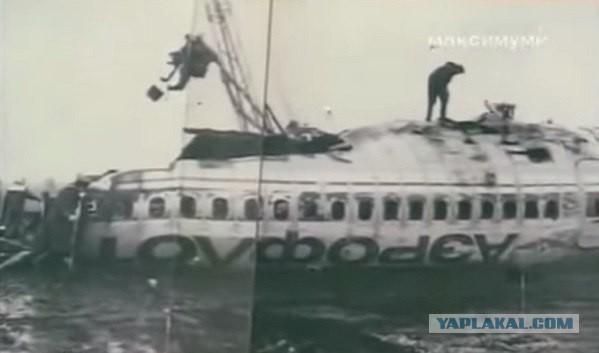 31 год крупнейшей в Омске авиакатастрофе