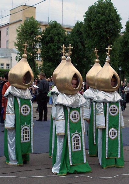 Православные водолазы