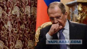"""Лавров о """"санкциях"""" запада"""