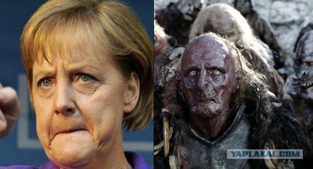 Меркель - Орк