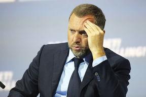 США заморозили американские активы российского бизнесмена Олега Дерипаски