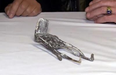 Ученые: в пещере Перу обнаружили мумии инопланетян
