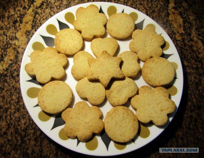 Печенье поцелуйчики с творогом рецепт фото пошагово
