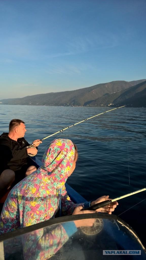 Рыбалка в абхазии на инкит