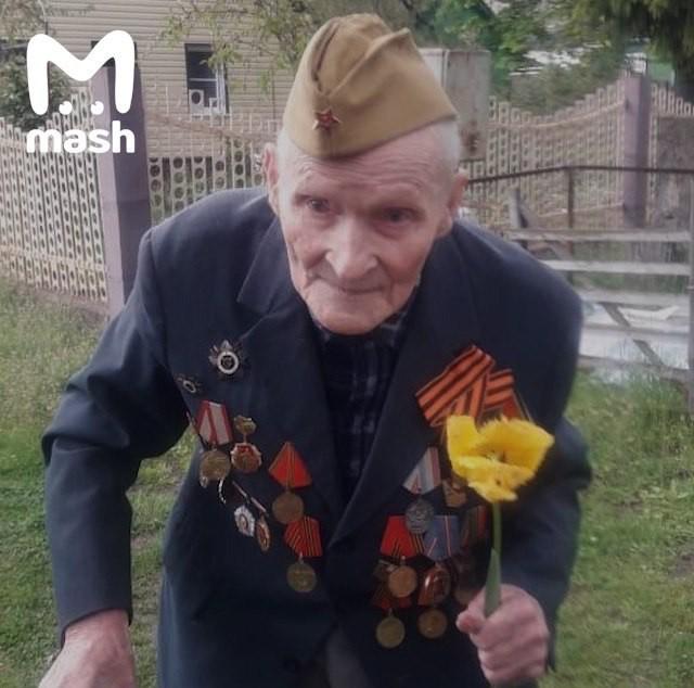 Жители Курска подарили квартиру 101-летнему ветерану