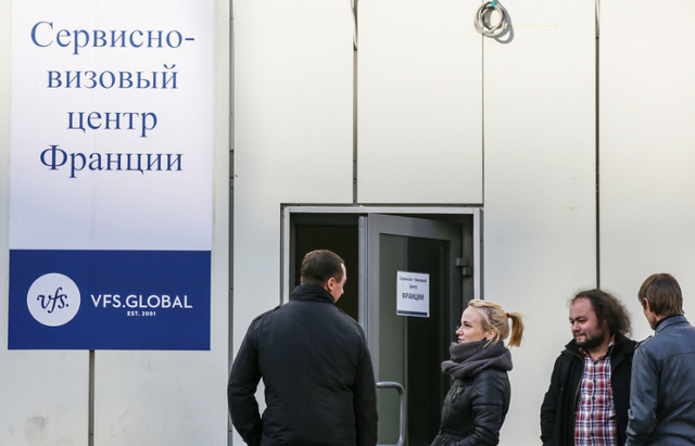 Франция будет выдавать визы россиянам за 48 часов
