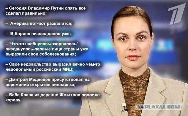 Новости Первый канал - ТВ-Новости
