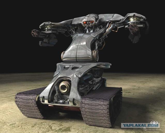 """Восемь лучших роботов для армии и спецназа на форуме """"Армия-2016"""""""