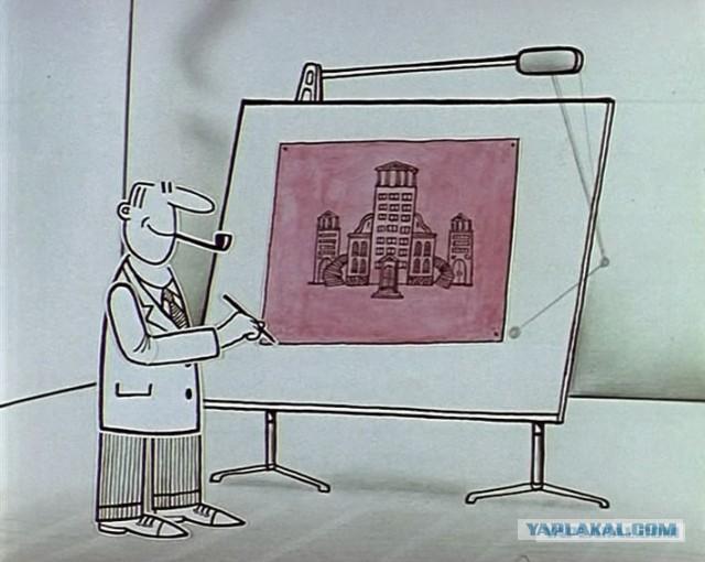 """Типовые дома из к/ф """"Ирония судьбы"""""""