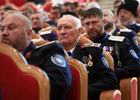 В России появилось единое казачье общество.