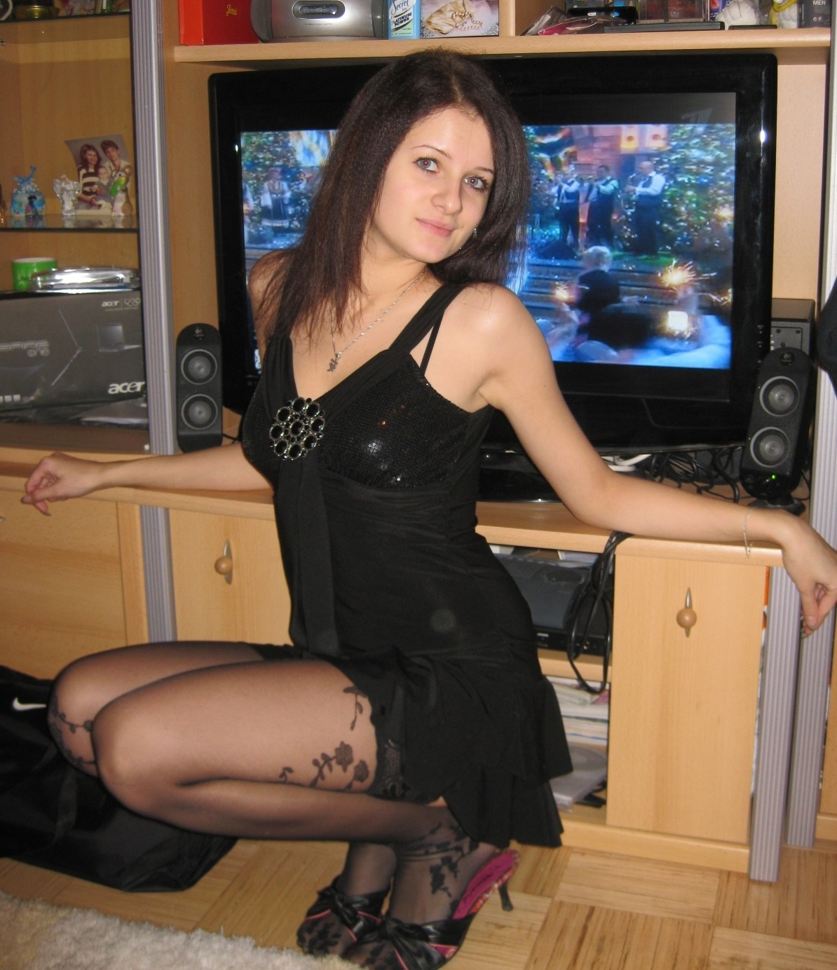 Сайт домашние девушки фото