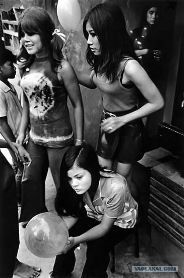 Времен войны проститутки вьетнамские