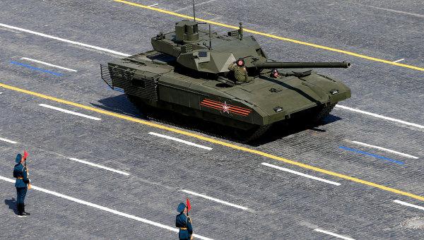 """Минобороны заключило первый контракт на поставку свыше 100 танков """"Армата"""""""