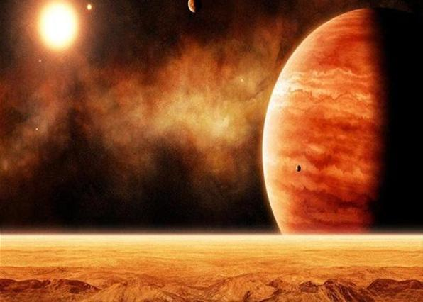 Ученые исследуют следы жизни на Марсе