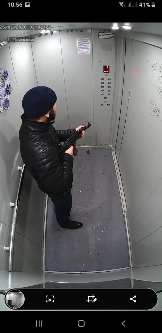 Сегодня ночью в Нижневартовске произошел вооруженный конфликт, никто из полиции на место ЧП так и не приехал