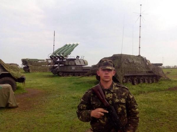 Украинского солдата затравили за фото
