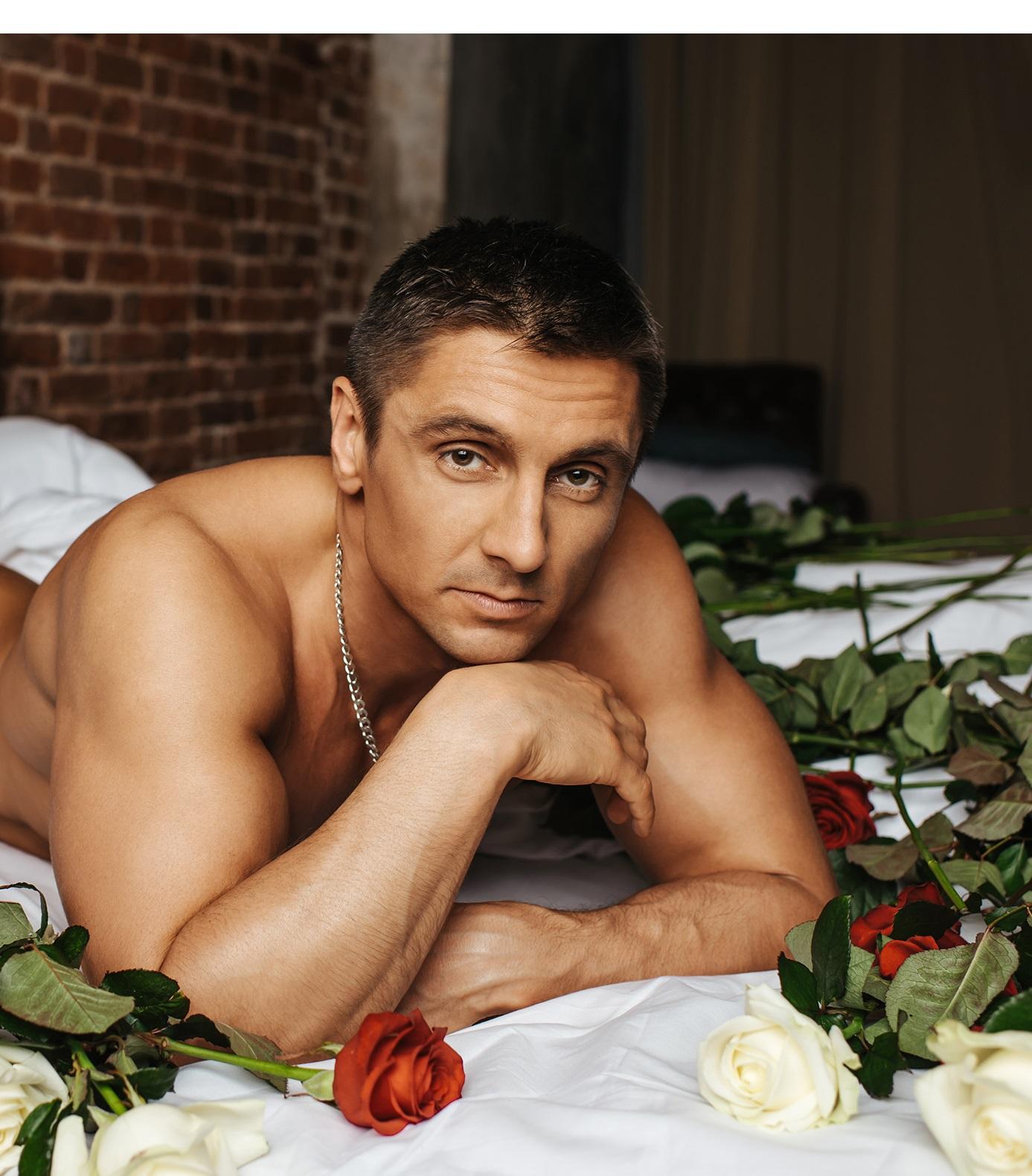 Сексуальные мужчины россии 1 фотография