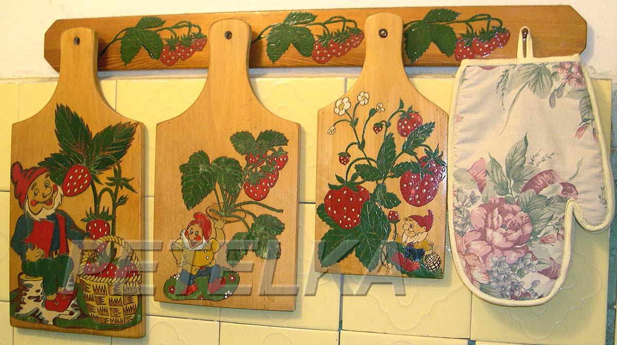 расписные доски для кухни своими руками
