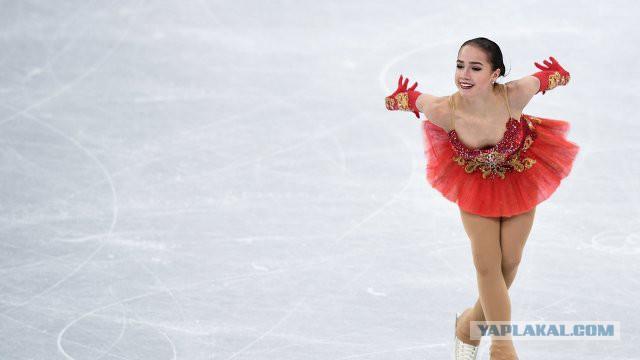 Допинг-офицеры WADA сорвали тренировку фигуристки Алины Загитовой