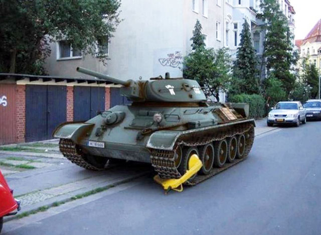 Приколы про танки и танкистов