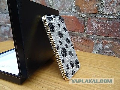 Luxury чехол для iPhone 5 / 5s / SE (Uunique London Millionaire Edition)