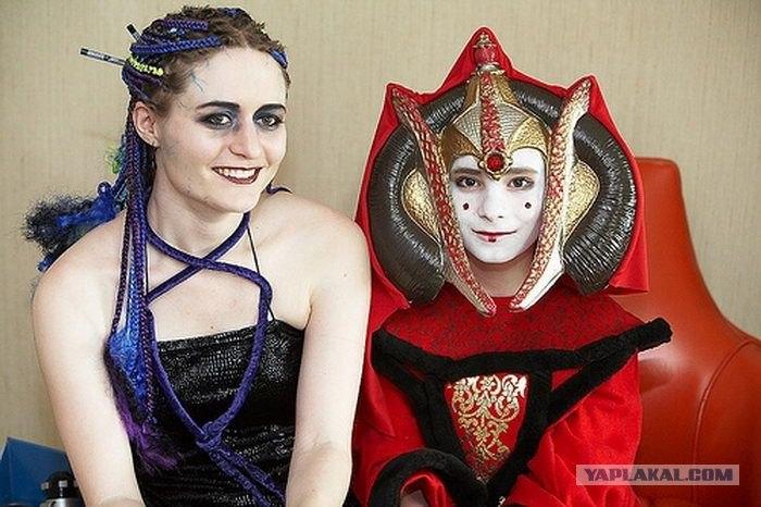 Свадьба в стиле Звездные войны (13 фото)