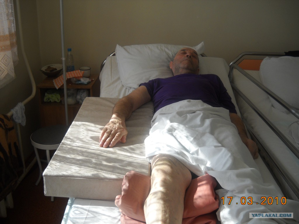 Санитарка трахнула больного без сознания