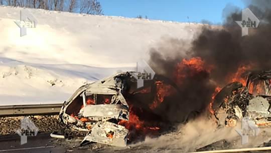 Шесть человек погибли в ДТП в Воронежской области