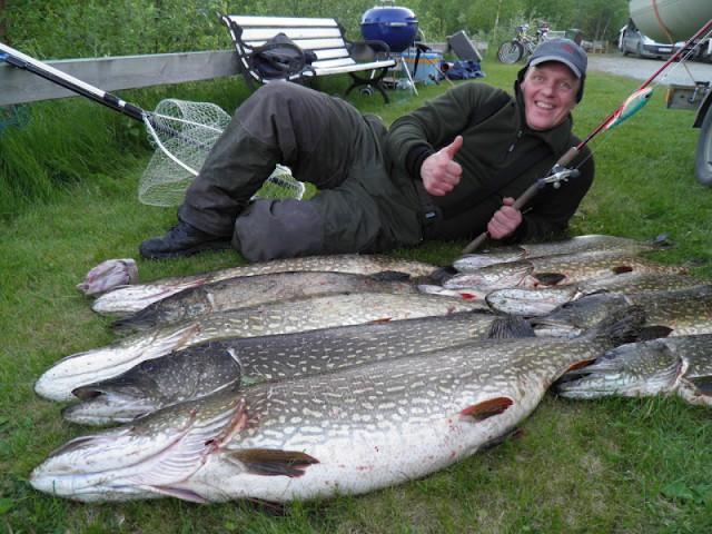 сколько стоит рыбалка в швеции